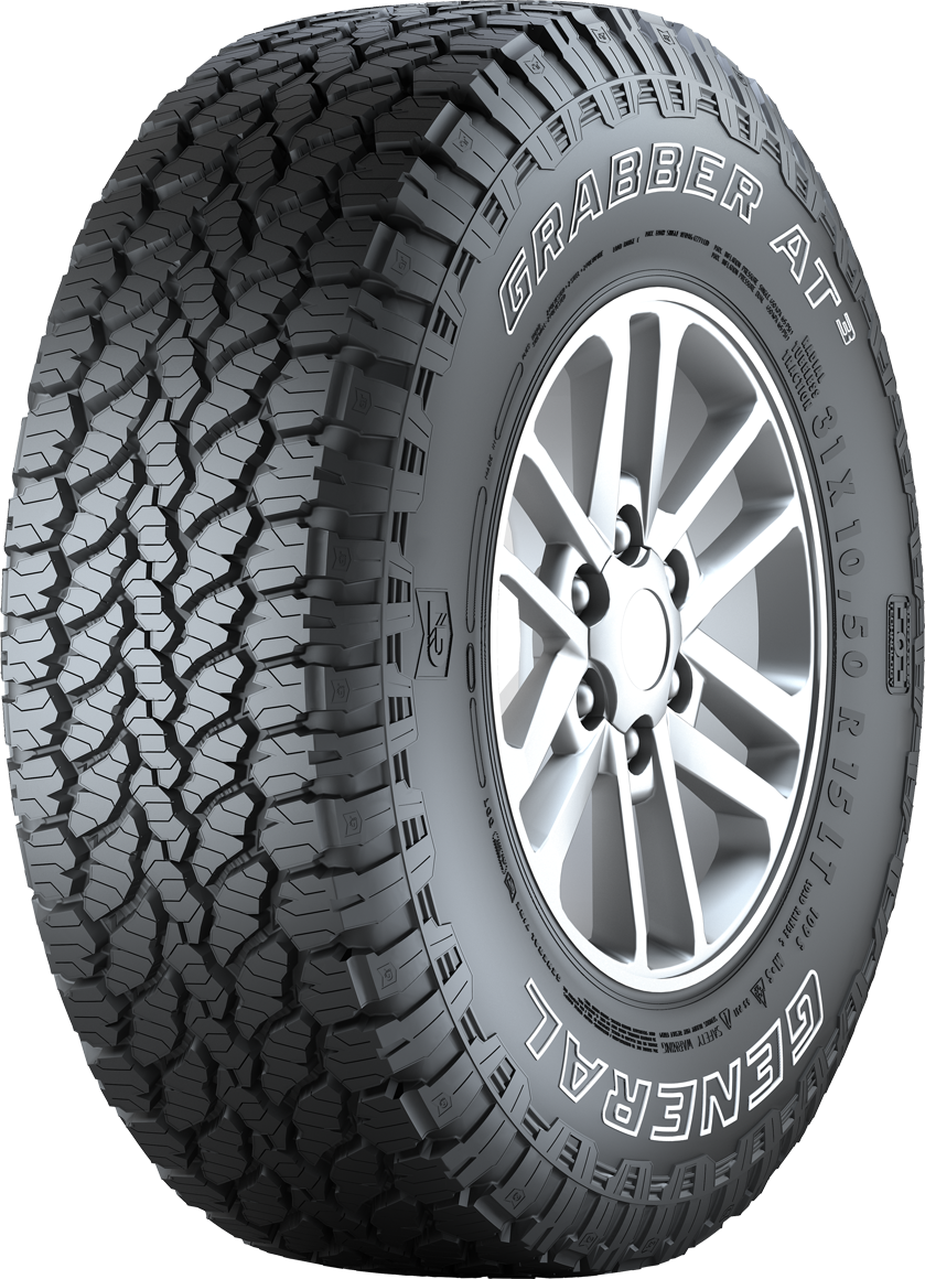235 75r15 Truck Tires GRABBER AT3 - The Offroad SUV & 4x4 Tyre with Strong Grip in Mud ...