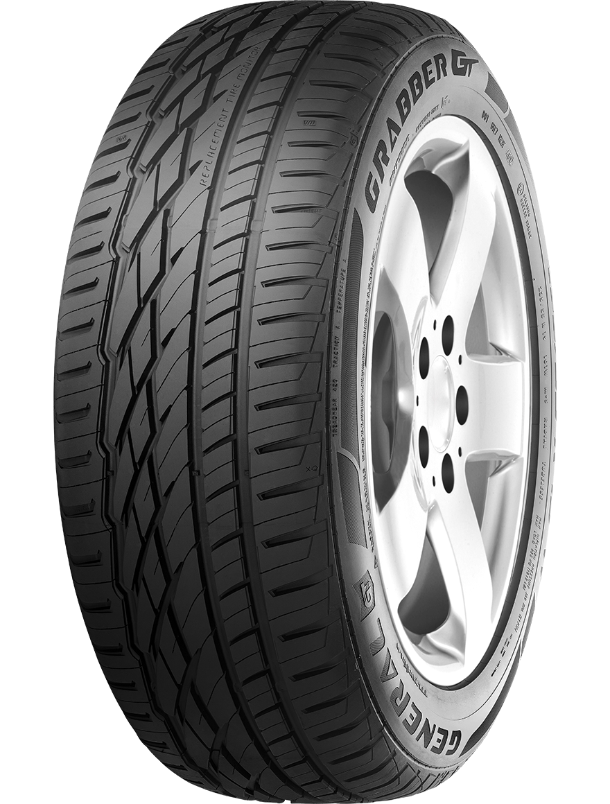 Grabber Gt The Offroad Summer Tyre For High Powered Suv 4x4