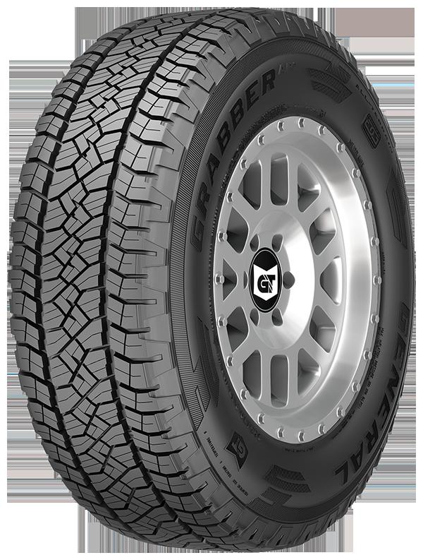 Grabber Apt The Cuv Suv And Light Truck All Purpose Terrain Tire
