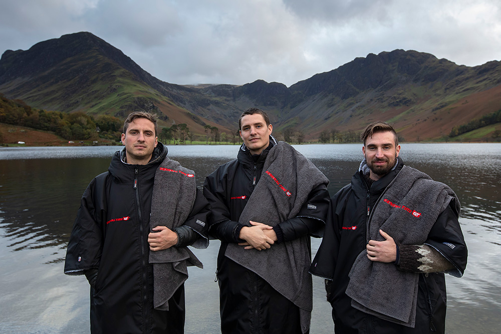 General Tire partners with 'The Wild Swimming Brothers' to highlight  'Live Life to the Full'