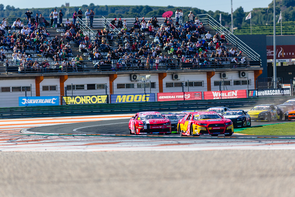 General Tire sponsored NASCAR Whelen Euro Series 2019 starts in Valencia, Spain