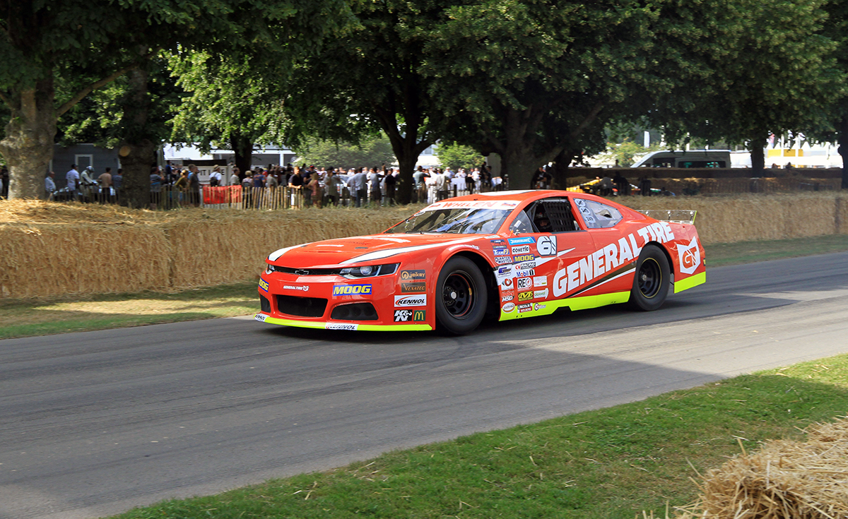 NASCAR Whelen Euro Series return to Goodwood Festival of Speed with General Tire
