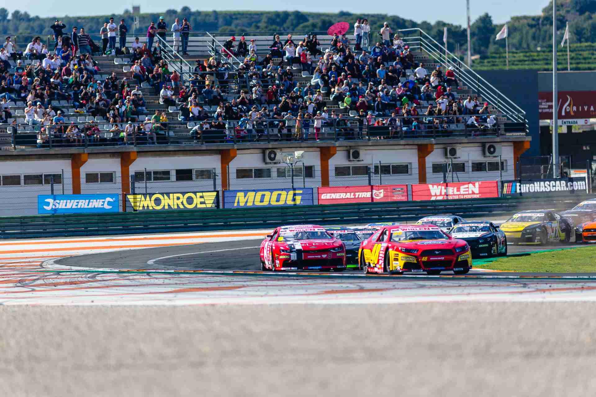 NASCAR WHELEN EURO SERIES 2019 ENTRA IN AZIONE A FRANCIACORTA QUESTO WEEKEND