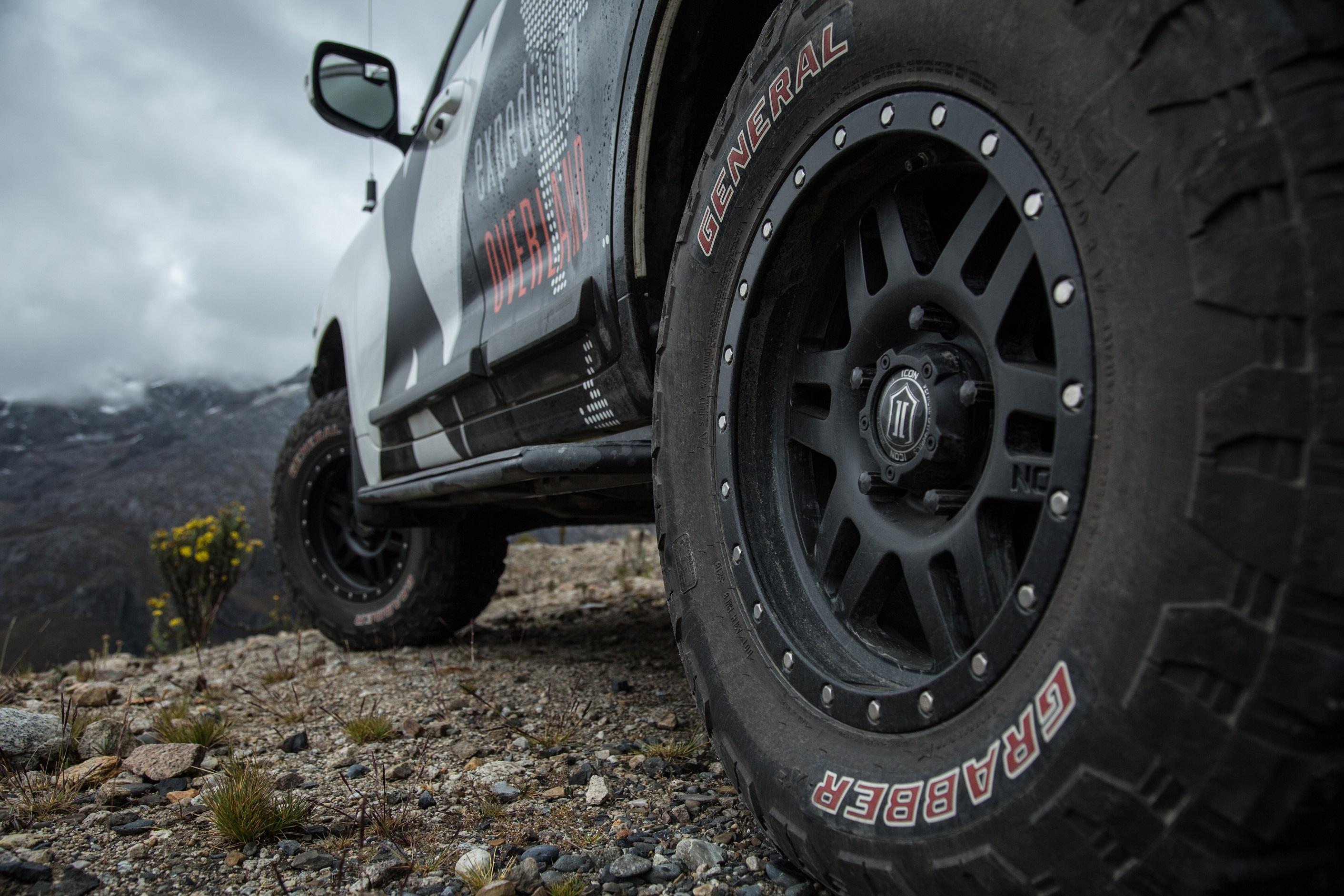 Grabber X³ Off-road Tyres