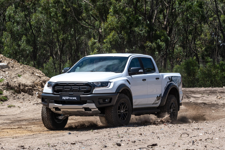 Grabber AT3 a General Tire –tól Ford Ranger Raptor Eredeti Felszerelésként