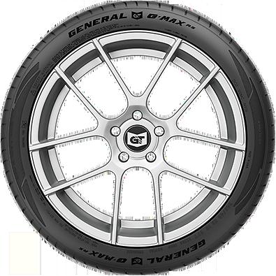 G-MAX RS - Rim View