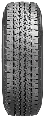 Grabber HD - Tread View