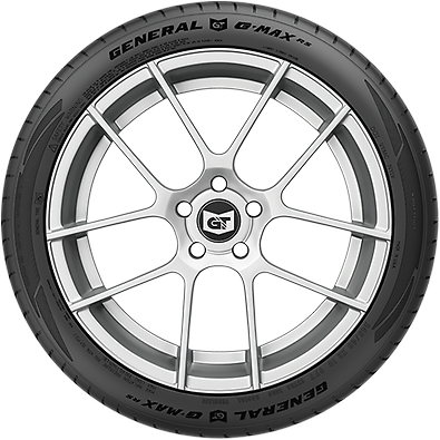 G-MAX RS - flanc