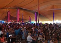 Crowd tent